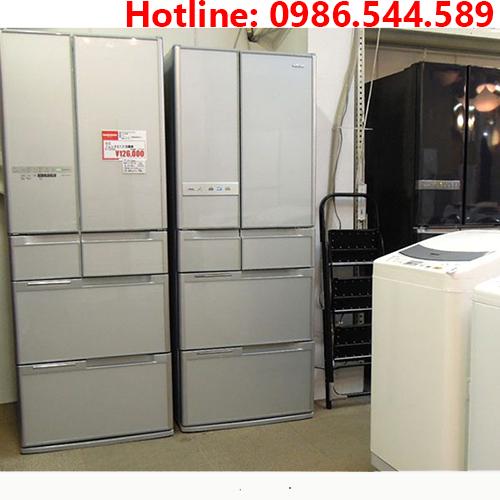 Sửa Tủ Lạnh Nội Địa Điện 110v Tại Hà Nội Uy Tín
